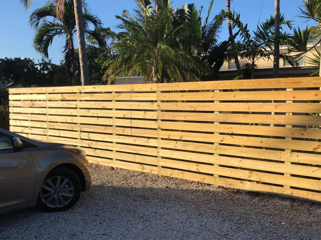Orlando Wooden Fences