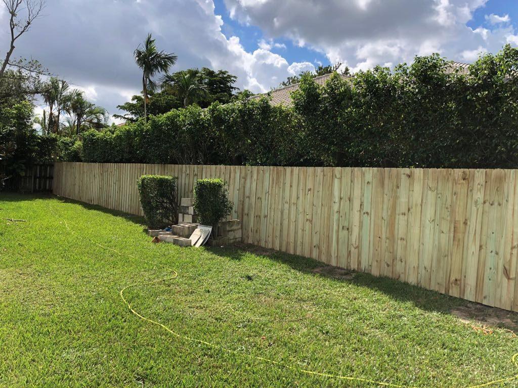 Fence Repair Company in Orlando